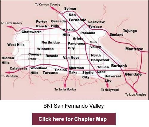 BNI San Fernando Valley